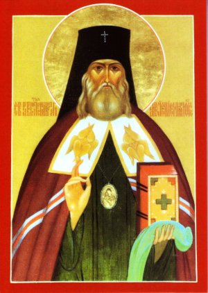 Holy Equal-to-the-Apostles Nikolai, ArchBishop, Apostle to Japan.